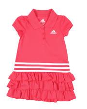 Adidas - Polo Dress (2T-6X)-2496028