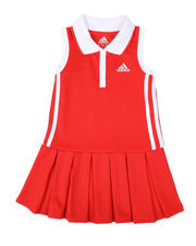 Adidas - Sleeveless Polo Dress (2T-4T)-2496035