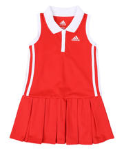 Adidas - Sleeveless Polo Dress (4-6X)-2496040