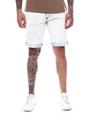 Levi's - 502 TAPER LONG SHORT -Breadstick Wash-2495016