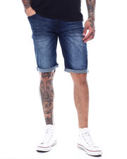 """Shorts - Orlando Fit Roll up 10.5 """"Denim Short-2495379"""
