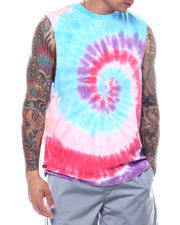 Stylist Picks - Festival 2.0 Tie Dye Muscle Tee-2495208
