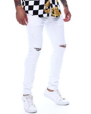 WT02 - Super Skinny Ripped Knee Stretch Chino-2495300