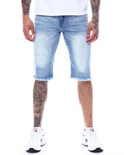 "Stylist Picks - Kent 12.5"" Fray Denim Short-2495532"