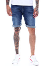 "Stylist Picks - Memphis 9"" Roll up Denim Short-2495539"