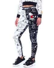 Freeze Max - SNOOPY HEART LEGGINGS-2495943