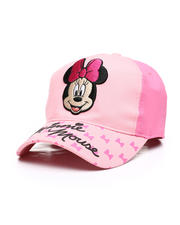 Hats - Minnie Bows Strapback Hat-2496421
