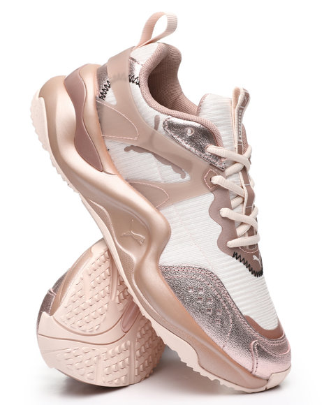Puma - Rise Silver Metal Sneakers