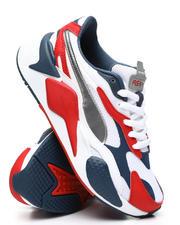 Grade School (5 yrs+) - RS-X3 RWB Sneakers (4-7)-2496317