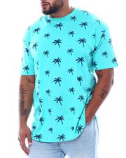 Men - S/S Crew Neck Printed T-Shirt (B&T)-2495179
