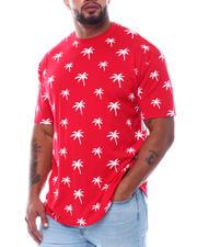 Men - S/S Crew Neck Printed T-Shirt (B&T)-2495188