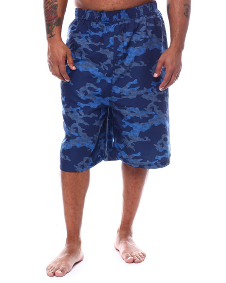 Champion - Camo Swim Tunk (B&T)