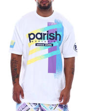 Parish - S/S Graphic Tee (B&T)-2495604