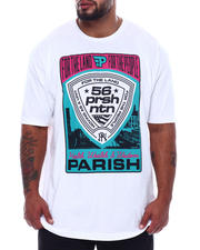 Parish - S/S Graphic Tee (B&T)-2495685