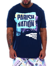Parish - Engineer Print S/S Tee (B&T)-2495706