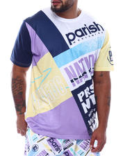 Parish - Engineer Print S/S Tee (B&T)-2495714