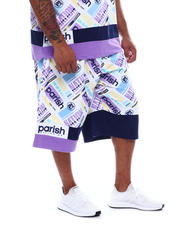 Parish - AOP Cut & Sew Knit Short (B&T)-2495834