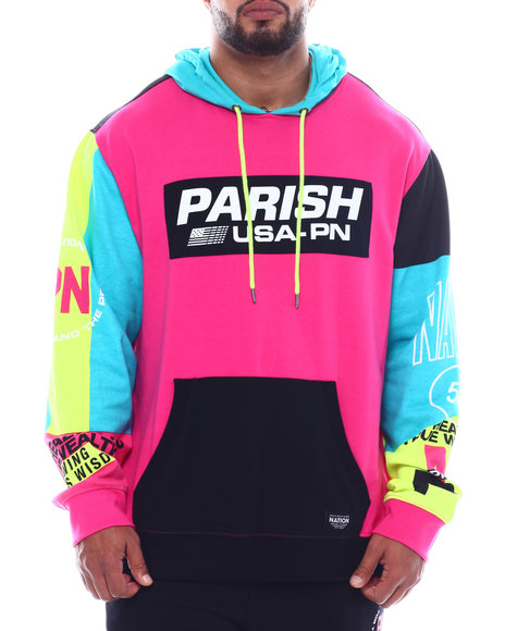 Parish - Pop Over Hoody (B&T)