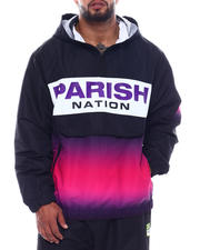 Parish - Half-Zip Jacket (B&T)-2495915