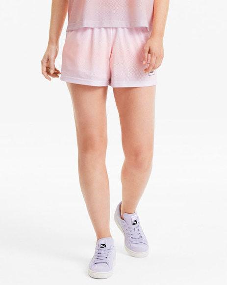 Puma - Tie Dye Mesh Shorts