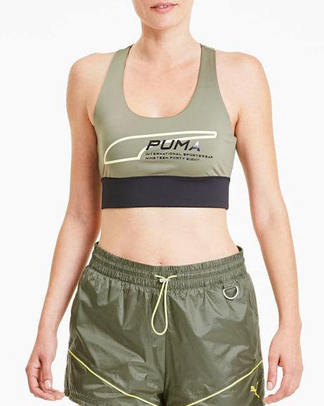 Puma - Evide Crop Top SS