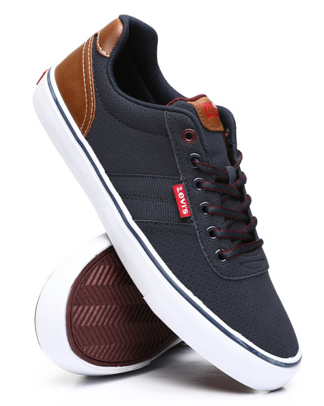 Levi's - Miles Perforated PU NB Sneakers