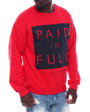 Men - Paid in Full Crewneck Sweatshirt-2497047