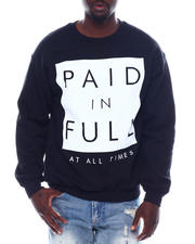 Men - Paid in Full Crewneck Sweatshirt-2497067