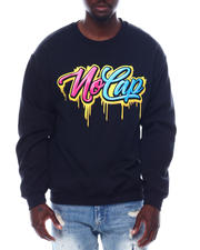 Men - No Cap Crewneck Sweatshirt-2497088