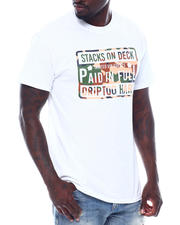 Men - Stacks on Deck Camo Tee-2497142