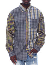 Men - Ls Mix and Match Shirt-2497669