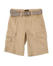 Lee - Stretch Twill Cargo Short W/ Belt (8-20)-2496835