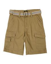 Lee - Stretch Twill Cargo Short W/ Belt (8-20)-2496846