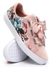 Spring-Summer-W - Basket Heart Hyper Embossed Sneakers-2498447