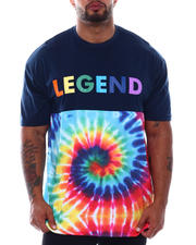 Big & Tall Faves - Legend Tie-Dye T-Shirt (B&T)-2497234