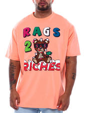 Makobi - Rags 2 Riches Tee (B&T)-2497941