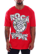 Rocawear - Roc Stacks Tee (B&T)-2498014
