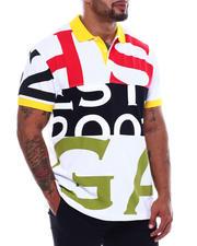 Hustle Gang - Togo S/S Polo (B&T)-2494984