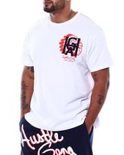 Hustle Gang - Corner Boy Knit Tee (B&T)-2495048