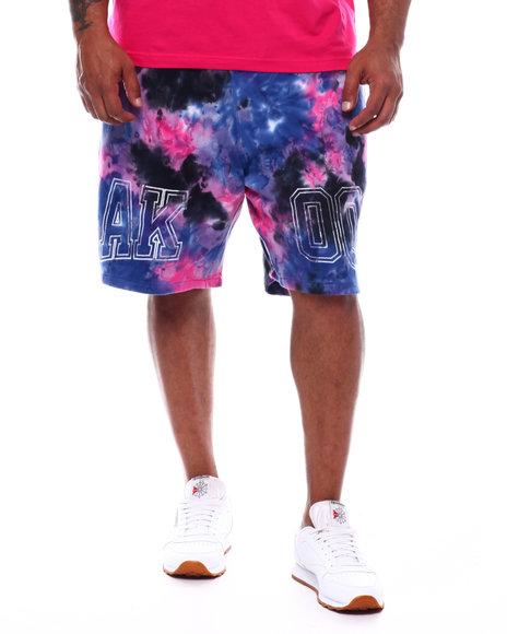 AKOO - Runna Tie Dye Shorts (B&T)