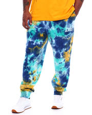 Big & Tall Faves - Hiro Tie Dye Joggers (B&T)-2497620