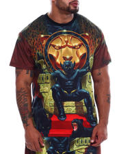 AKOO - Throne Black Panther Knit Tee (B&T)-2497701