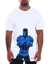 Big & Tall - Claw Black Panther Tee (B&T)-2497414