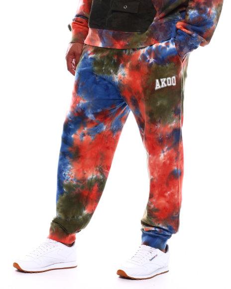 AKOO - Tokachi Tie Dye Joggers (B&T)