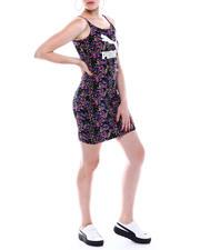 Womens-Holiday - Classics SL Dress-2498204