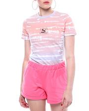 Athleisure for Women - Tie Dye AOP Tee-2498249