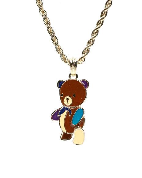 Buyers Picks - Bear Fresh Chain Necklace