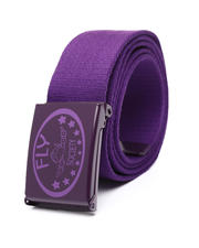 Belts - Fly Society Classic Captain Belt (Unisex)-2498595