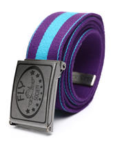 Belts - Fly Society Classic Ribbon Captain Belt (Unisex)-2498596