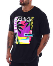 Parish - Graphic S/S Tee (B&T)-2499033
